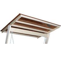 Прямая зимняя крыша для модели Сенди Л ПК8