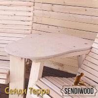 Столик сектор кресла Терра